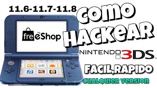 3ds hax updates info for 114
