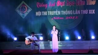 Hoa Pensée - Tiếng hát ĐHCT 2011