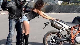НажОпники ч.1 (О мотоциклах на пальцах №2)