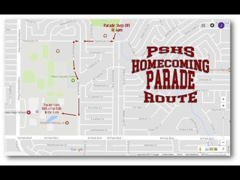 PSHS Homecoming Parade  2017 (partial)