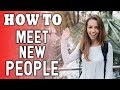 How To Meet New People 10 Tips To Meeting Friends In Your Area mp3