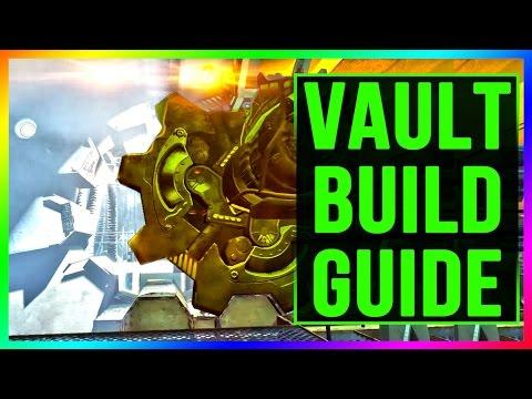 Fallout 4 Vault Tec: HOW TO BUILD A VAULT (Bug Fix, Connecting Rooms, Lighting, Atrium Walkthrough)