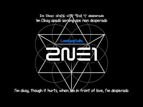 2NE1 - Gotta Be You [English Subs + Romanization + Hangul] 720p