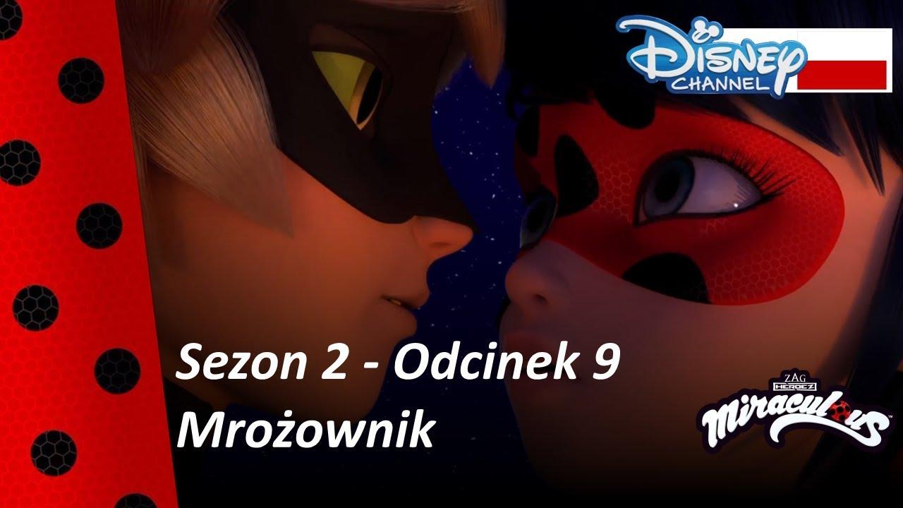 77cd1bd542fde Całość w opisie - Miraculum: Biedronka i Czarny Kot - Sezon 2 - Odcinek 9 -  Mrożownik