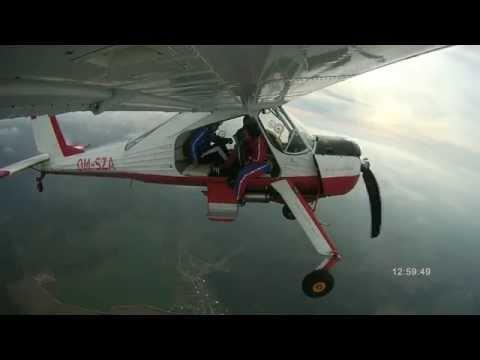 PZL-104 Wilga - Para weekend