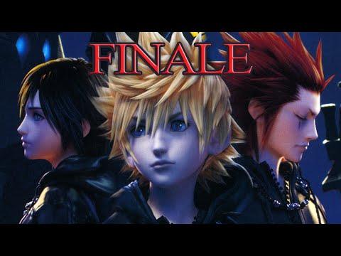 TOGETHER FOREVER - Let's Play - Kingdom Hearts 358/2 Days - 11 - Ending - Walkthrough Playthrough