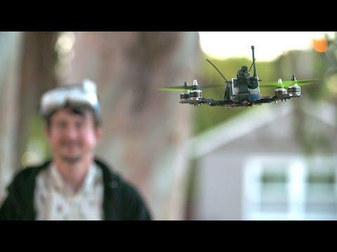 ESPN just made drone racing a mainstream sport