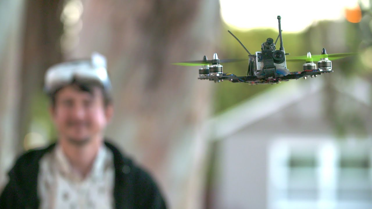 ESPN just made drone racing a mainstream sport
