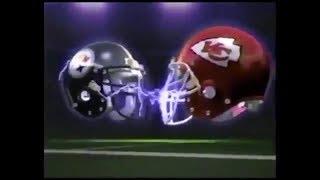 1994-01-08 AFC Wild Card Pittsburgh Steelers vs Kansas City Chiefs