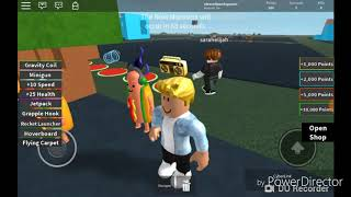Death of the mosters roblox