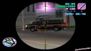Grand Theft Auto: Vice City - PC - Mission #16 Autocide