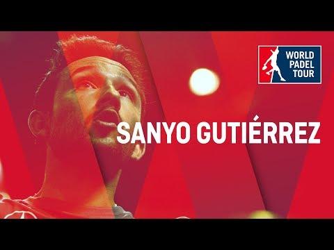 Sanyo Gutiérrez Best Skills - World Padel Tour