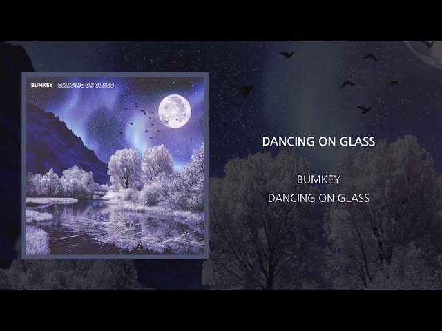 범키(BUMKEY) 'DANCING ON GLASS' LYRICS VIDEO