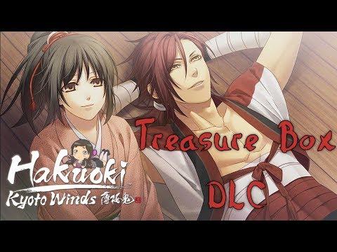 Strong, Yet Sensitive ^_^ ~ HAKUOKI: KYOTO WINDS [SANOSUKE] ~ TREASURE BOX DLC |
