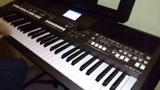 Despacito cover yamaha psr-s670