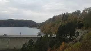 Titan Rt Hängebrücke An Der Rappbodetalsperre