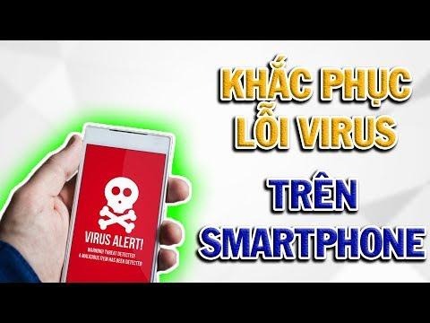 iPhone, iPad, Android dính virus và cách khắc phục hiệu quả | Bệnh viện điện thoại 24h