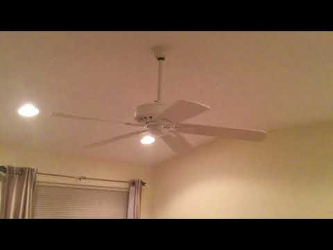 Casablanca Hermosa Inteli Touch Ceiling Fan