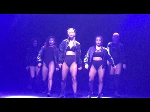 Thea Kabadanis Choreography Ape Drums Overload