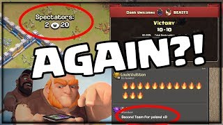 It Happened to THREE Teams - a Clash of Clans World Championship FIRST!