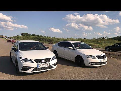 Mitsubishi EVO Vs BMW 328 F30(st1) / Seat Leon Cupra R (st1) Vs Octavia (st3)