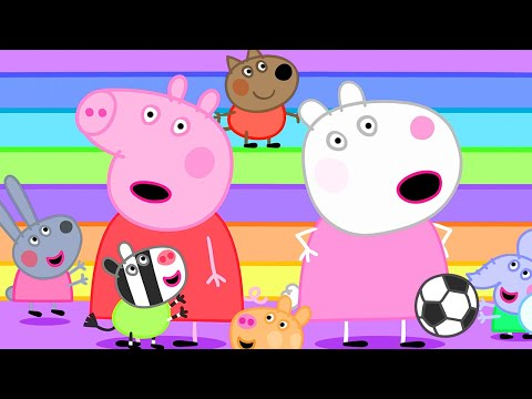 Peppa Pig Official Channel | Peppa Pig And The Giants!