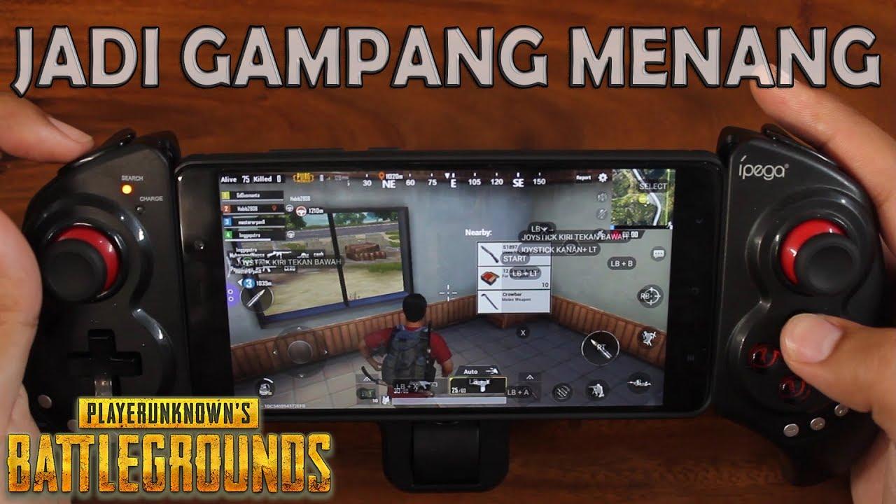 Cara Main Pubg Mobile Global Gamepad Controller Joystick Tutorial