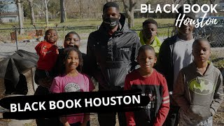 Black Book Houston ft. Black Book Houston Christmas Giveaway