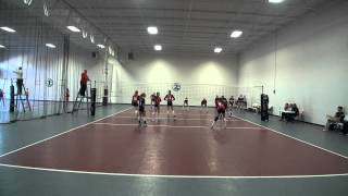 Sports Performance U16 Girls Volleyball