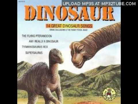 Tyranosaurus Rex - Brian Dullaghan and the Funky Fossil Band
