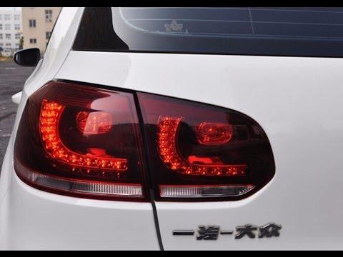 Тюнинг   Оптика на Volkswagen Golf VI  Комплект 260$