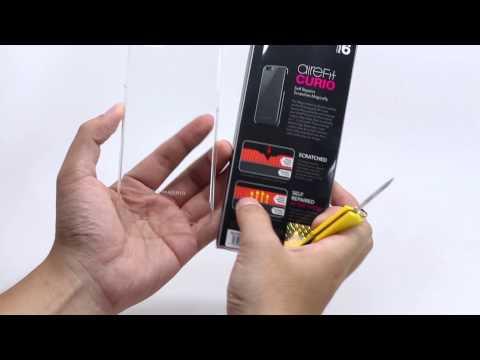 Tinhte.vn - Trên tay vỏ bảo vệ aireFit CURIO cho iPhone 6