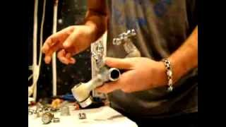 Замена смесителя, ремонт(В этом видео Вы увидите как разобрать и заменить смеситель в ванной. За несколько минут я покажу как снять..., 2014-01-07T21:55:56.000Z)