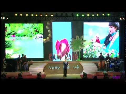 Giai Dieu Viet 5 - Chuyen tinh co gai ban hoa hong - Quang Linh