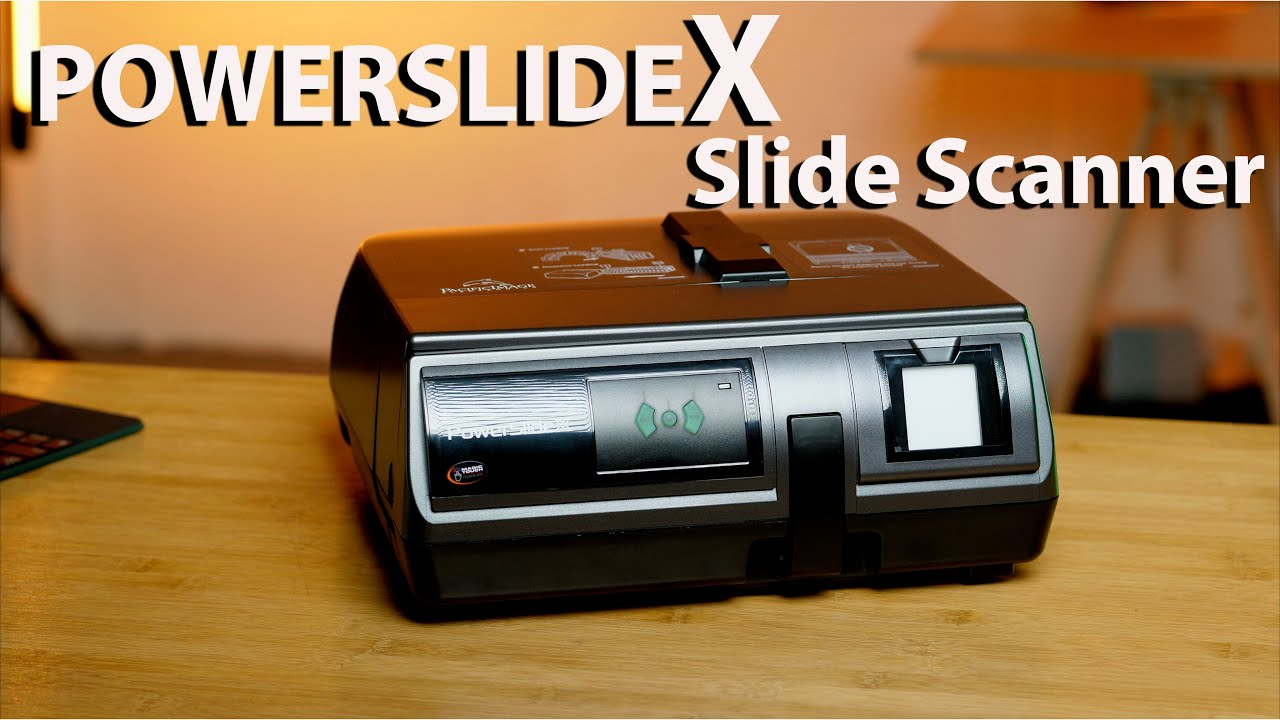 Bulk Slide Scanners in 2021