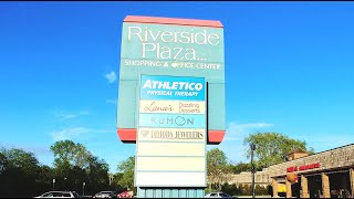 Welcome To Riverside Plaza in Wheeling, Illinois