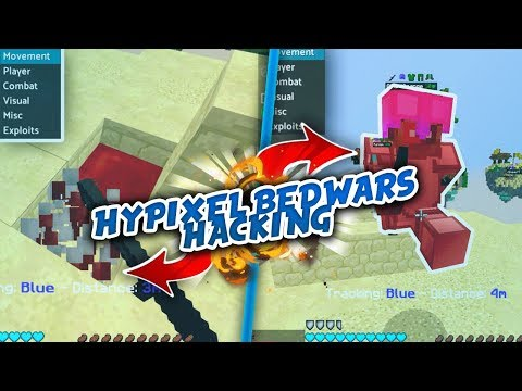 Hypixel Bedwars Hacking #1 - SO MANY KILLS (INSANE)