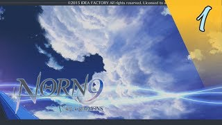 Welcome to Norn9! This is the first Vita game I've recorded, so I'm pretty excited about that, and I hope you enjoy it. Playlist: ...