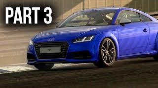 Gran Turismo Sport Career Mode Gameplay Walkthrough Part 3 - AUDI TT TROPHY (Amateur League)