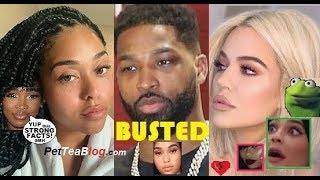 Tristan Thompson Caught Cheating with Kylie Jenner BF Jordyn, Khloe Kardashian CONFiRMS! Video 🐸☕
