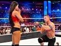 John Cena Proposes To Nikki Bella WWE Exclusive Wrestlemania 33 mp3