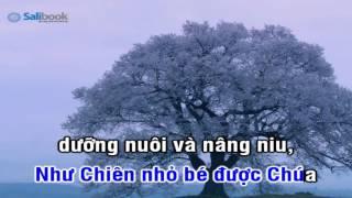 [Karaoke TVCHH] 219- LỜI CẢM TẠ - Salibook