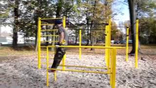 Street Workout   Never Back Down   YouTube Thumbnail