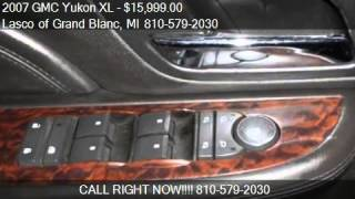 2007 GMC Yukon XL Denali - for sale in Grand Blanc, MI 48439