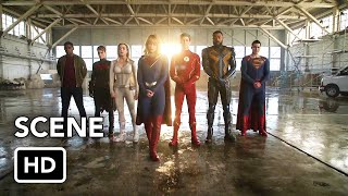DCTV Crisis on Infinite Earths Crossover