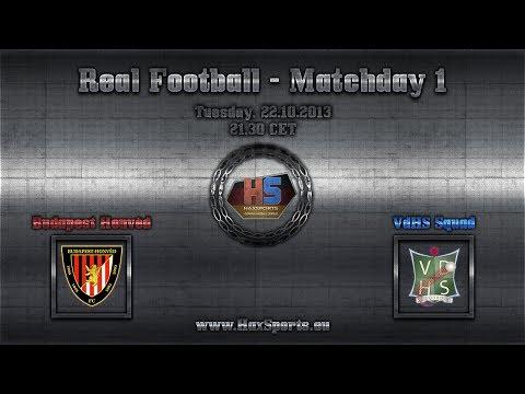 Real Football | Matchday 1