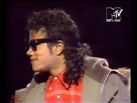 Michael Jackson - Another Part Of Me MTV Bad Tour Special '88