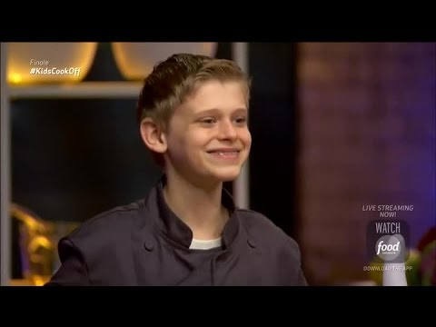 Rachael Rays Kids Cook Off  Season 1 Episode 6  Grand Finale CookOff