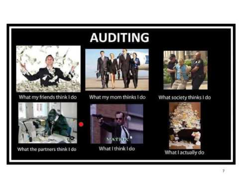 Topic 1 - Introduction and overview of audit and assurance