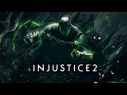 Injustice 2 Película Completa Español Latino HD + Final Alternativo Superman - Game Movie 2017